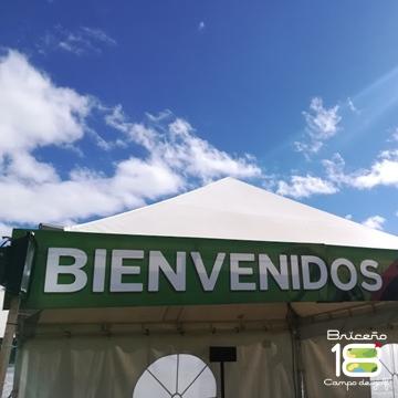 (Galería) Briceño 18 Campo de Golf celebró el TyM 2018