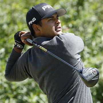 Sebastián Muñoz inicia su participación en el KC Golf Classic del Web.Com Tour