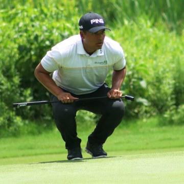 Sebastián Muñoz se prepara para afrontar el DAP Championship en Cleveland, Ohio