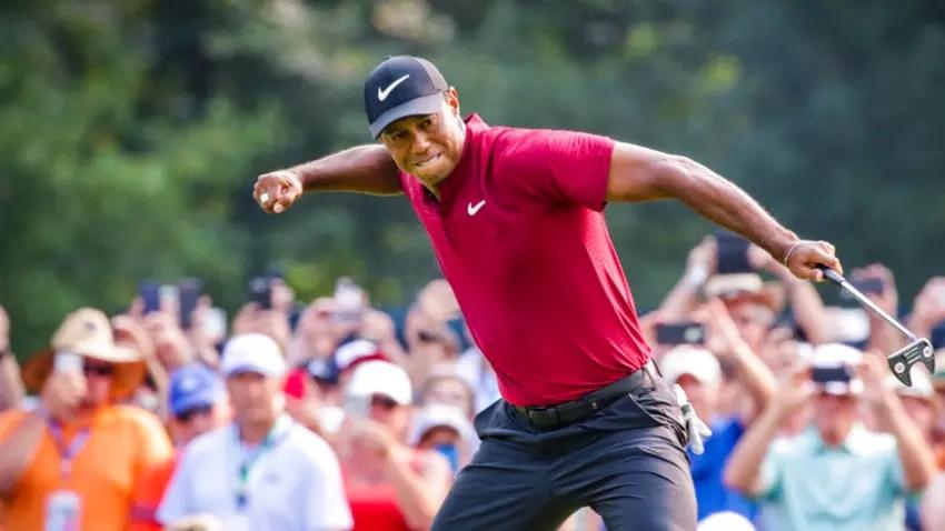 Tiger Woods fue subcampeón del PGA Championship 2018