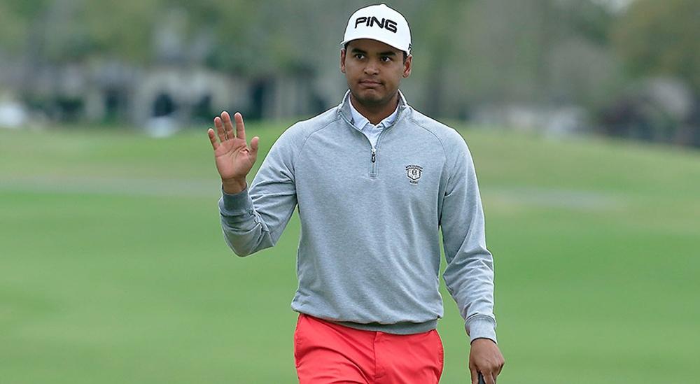 Juan Sebastián Muñoz no logró pasar el corte en el KC Golf Classic