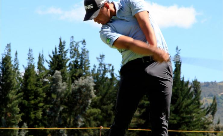 Juan Sebastián Muñoz Logra un Top 3 en el PGA Tour