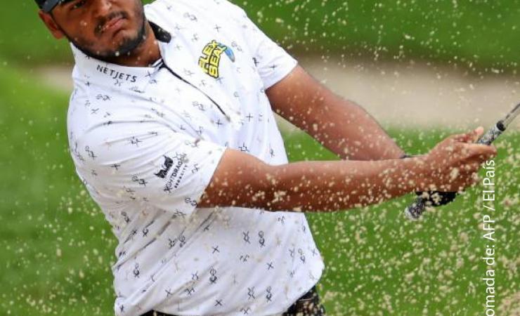 Juan Sebastián Muñoz, y su gran cuarto puesto en el John Deere Classic